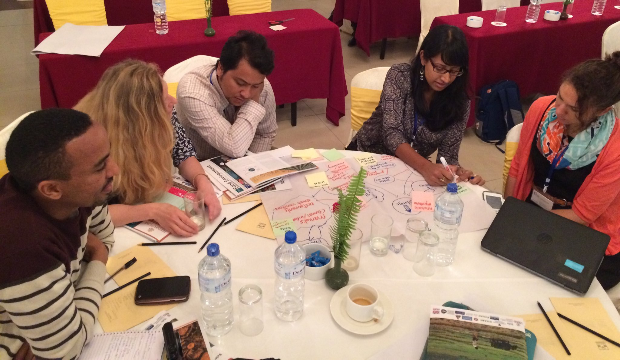 Mapping food system sustainability #ANH2017 #AgNutSympo https://t.co/IkzTkv7pOz