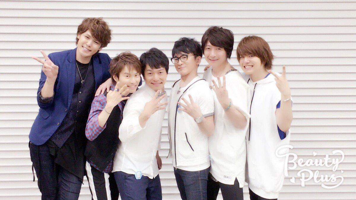 箱根学園は6人全員がエースなんだゼ! #yp_amime