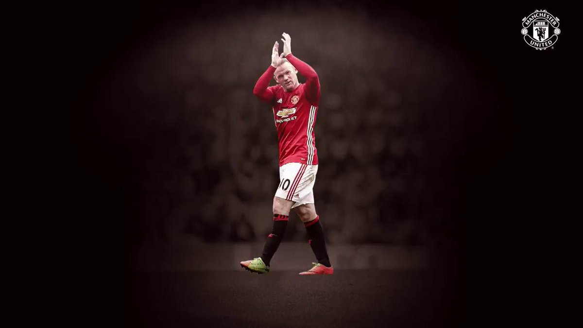 Our special video celebrates @WayneRooney's 13 years at #MUFC... #FarewellToALegend