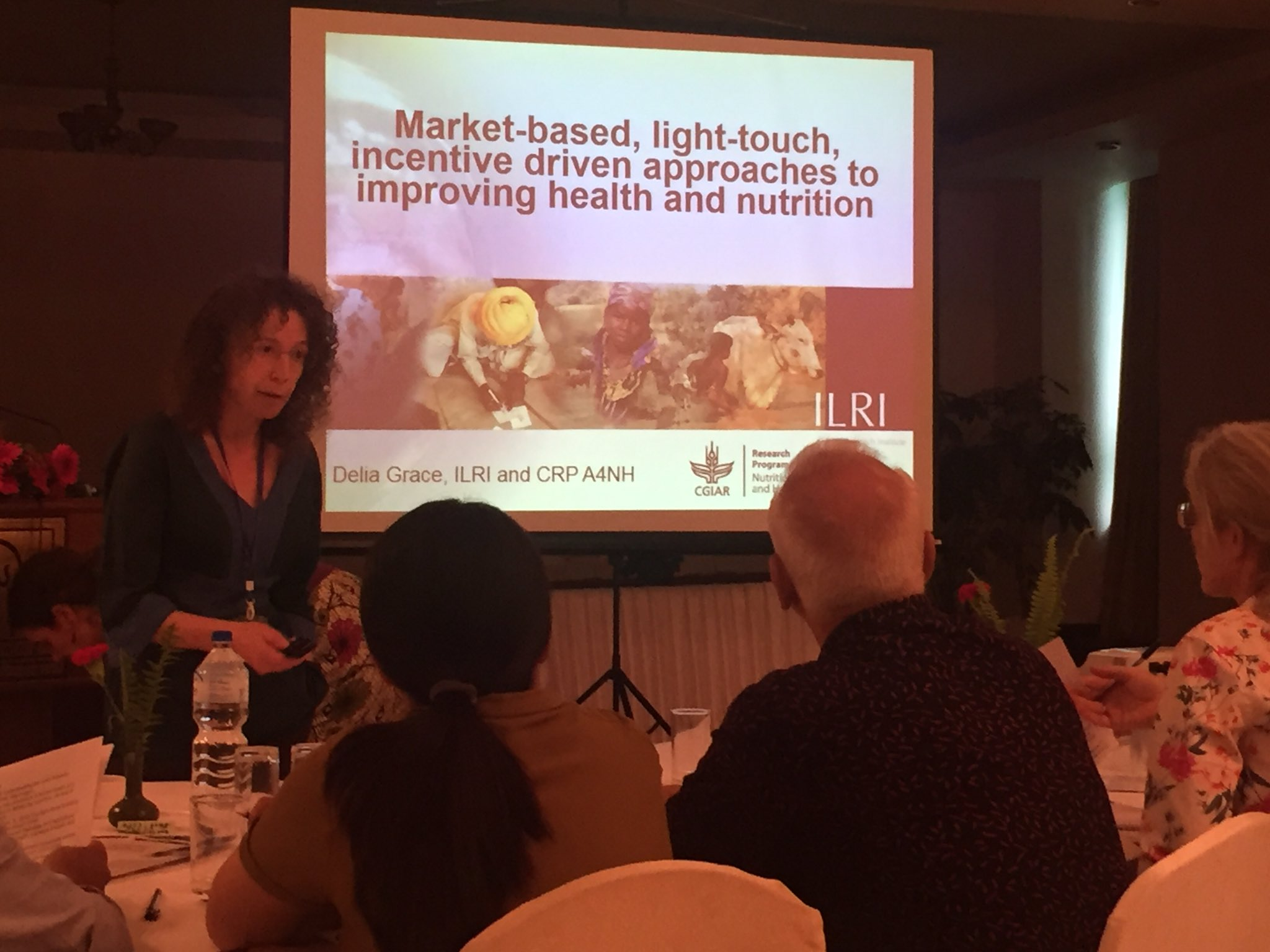 #ANH2017 Lightning Session! Let's talk about Animal Source Food: markets, incentives, practices @ILRI @LSHTMpress #AgNutSympo #A4NHResearch https://t.co/NiXsmzA7Pk