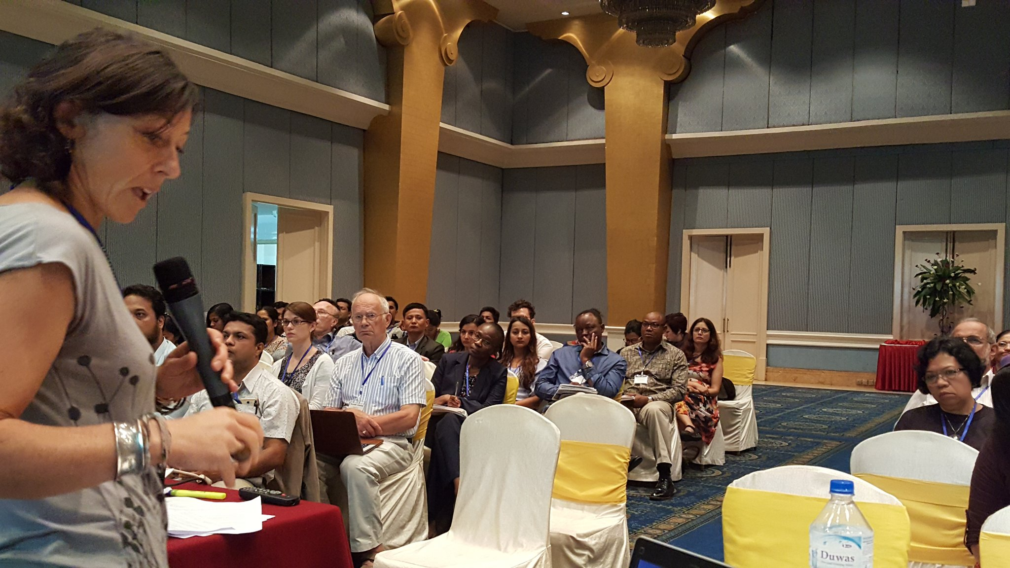 Packed LL at #ANH2017 #AgNutSympo for @FAOnews #nutrition-sensitive #agriculture interventions and indicators https://t.co/unwFyHW8Mg