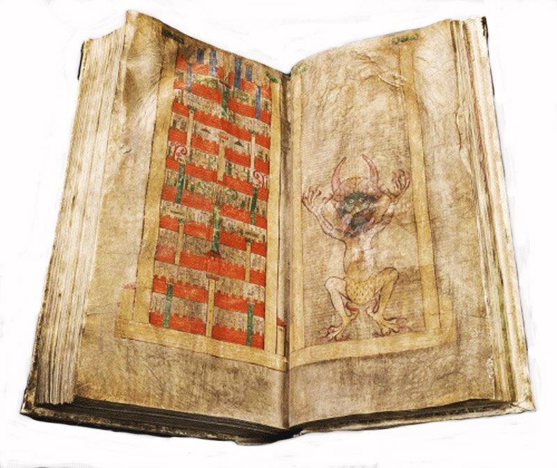 Библия дьявола скачать книгу бесплатно