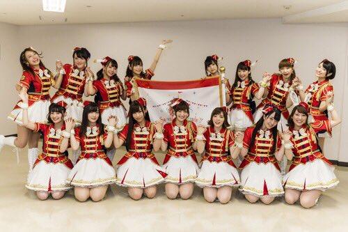 シンデレラ5thLIVE幕張公演ありがとうございました!次は福岡!引き続きプロデュース、よろしくお願…