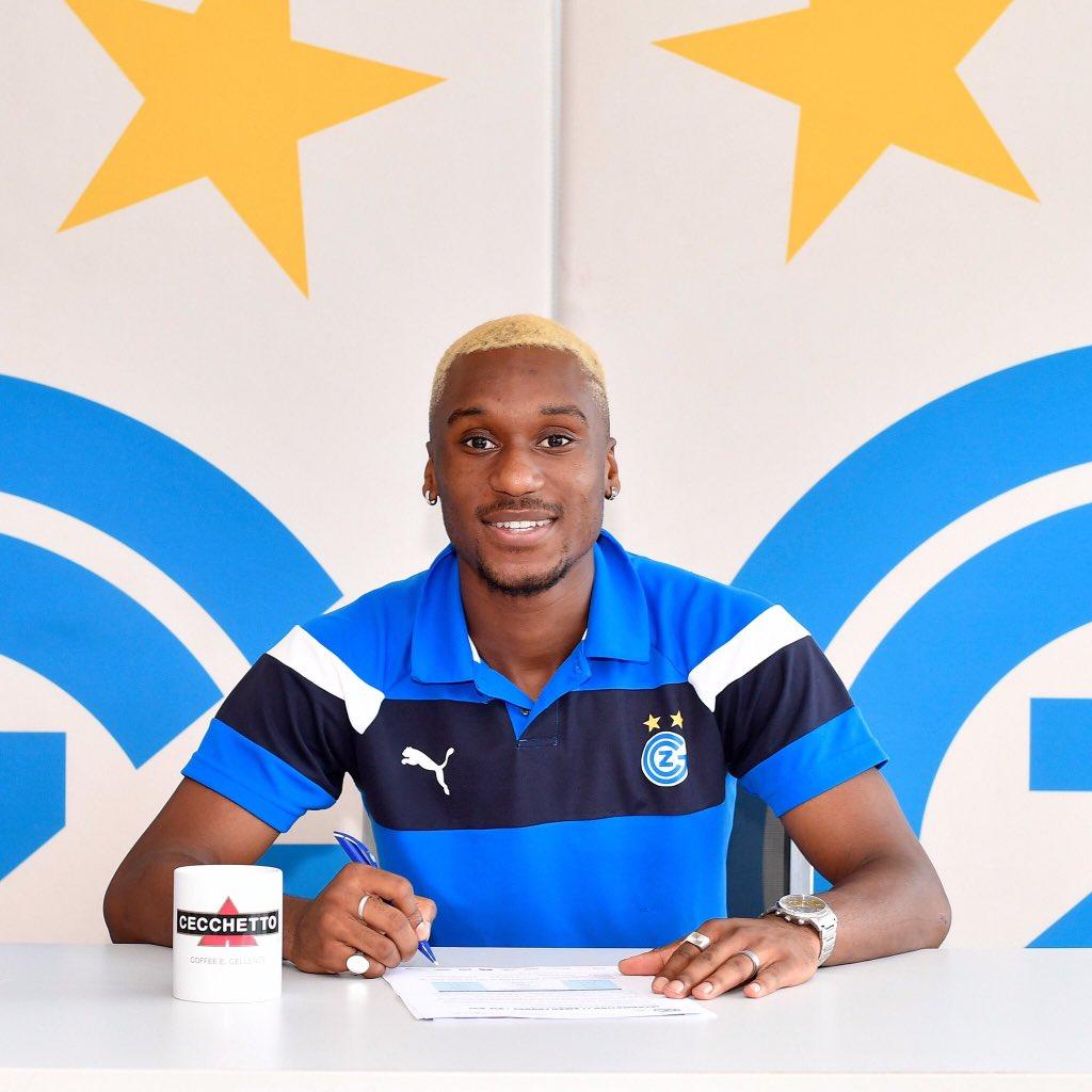 """Résultat de recherche d'images pour """"Souleymane Doumbia Grasshopper Zurich"""""""