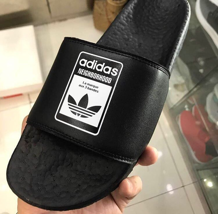 adidas boost slides release date