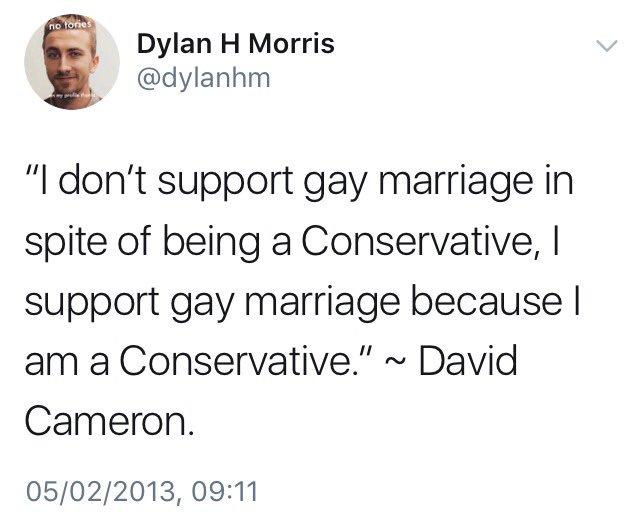 LGBT+ Conservatives on Twitter: