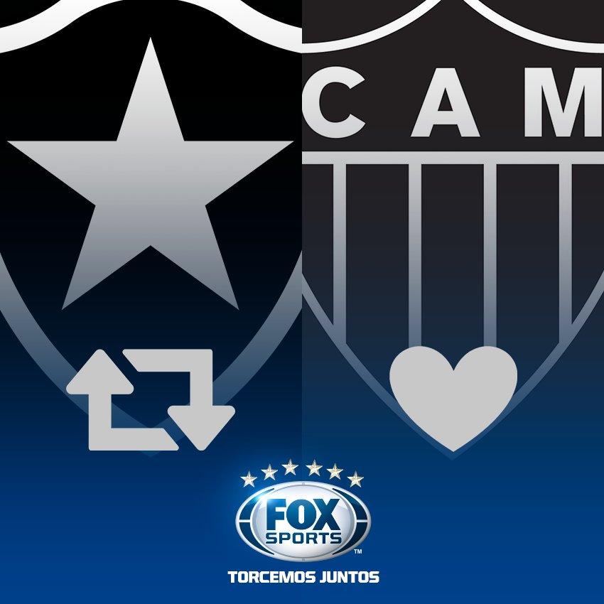 Botafogo recebe o Atlético Mineiro no estádio Nilton Santos e busca  reencontrar 3479e86531ce7