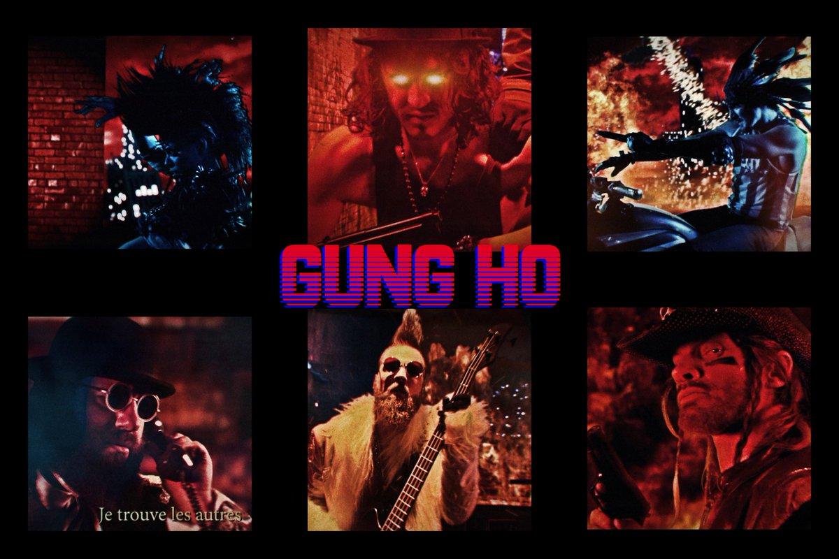 shaka ponk gong ho