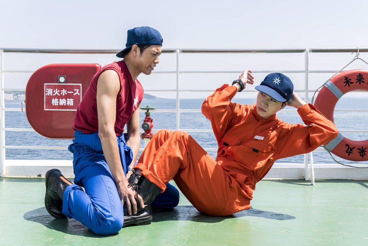 「マジで航海してます。第1話」的圖片搜尋結果