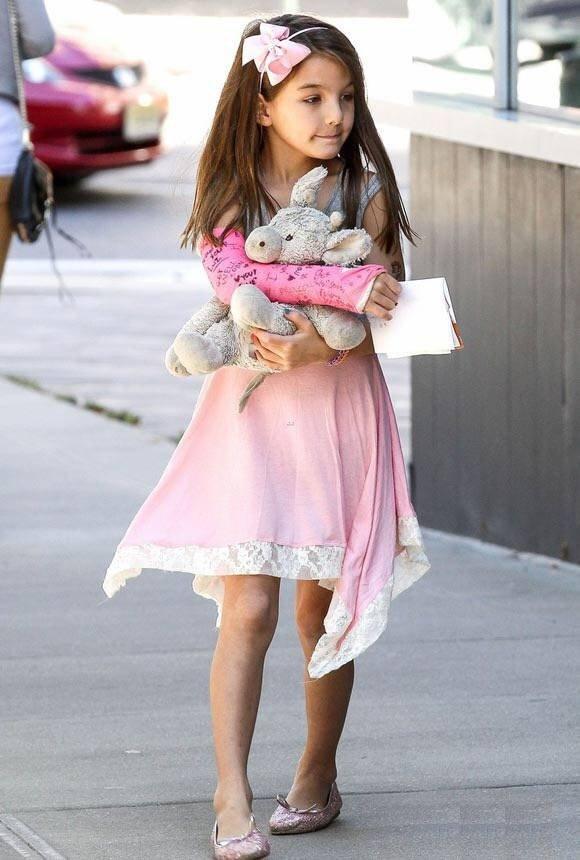 トム・クルーズの娘がアイマスキャラに似てる。っての見て画像探してみたら、まあ言いたい事は分かった