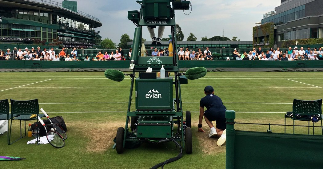 On Advertising: Wimbledon In Style For Marketers at Wimbledon,…  http:// nyti.ms/2tXNZlK  &nbsp;   #WimbledonTennisTournament #AdvertisingandMarketing <br>http://pic.twitter.com/onmCq1rukW