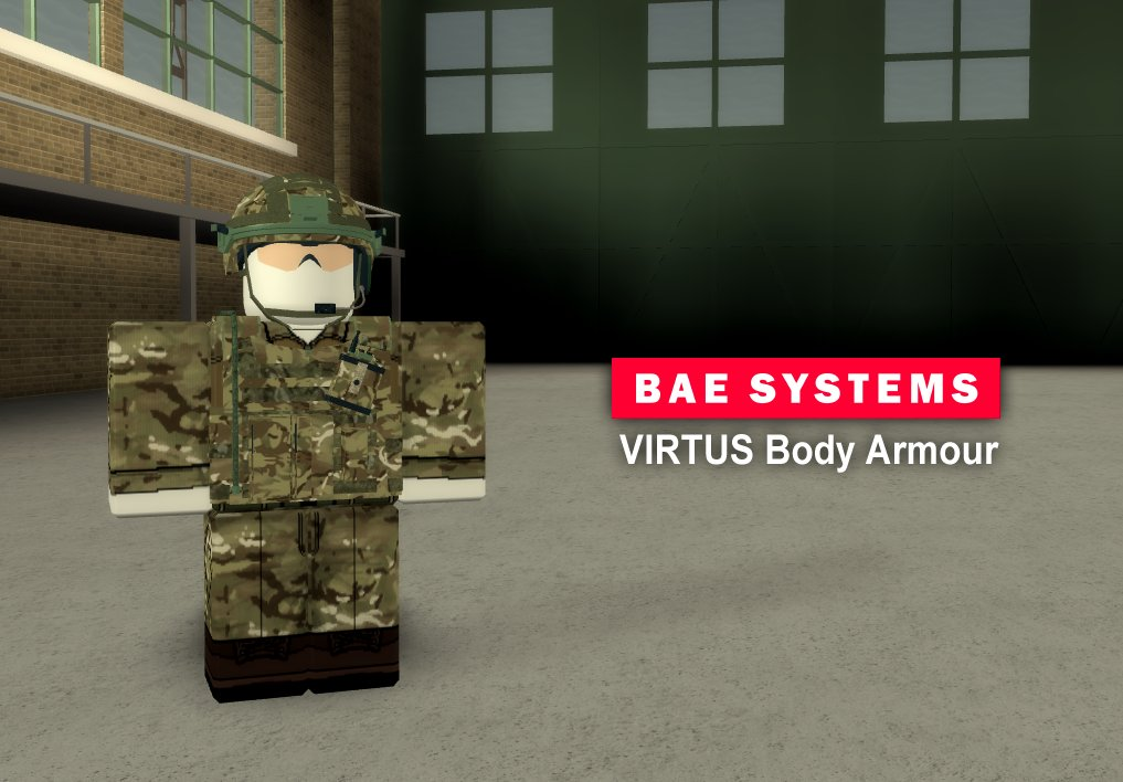 British Armed Forces (@RBLXArmedForces)