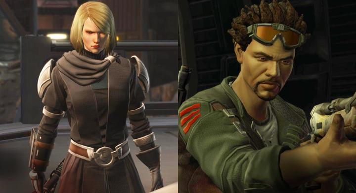 The Old Republic On Twitter Start Picking Out Your Outfits