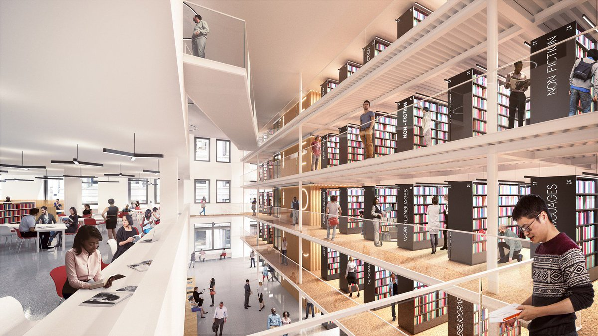 pratt institute on twitter are libraries becoming obsolete in the digitalage architecture faculty meredith tenhoor weighs in httpstcobp4on2mquz - Pratt Institute Interior Design