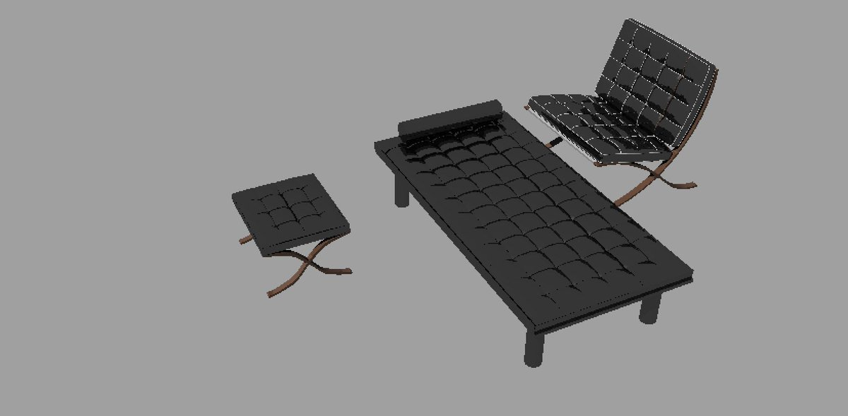 kate argles on twitter i used rhino model the barcelona day bed