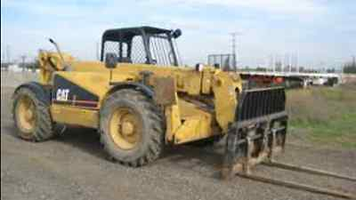 Cat Th83 manual