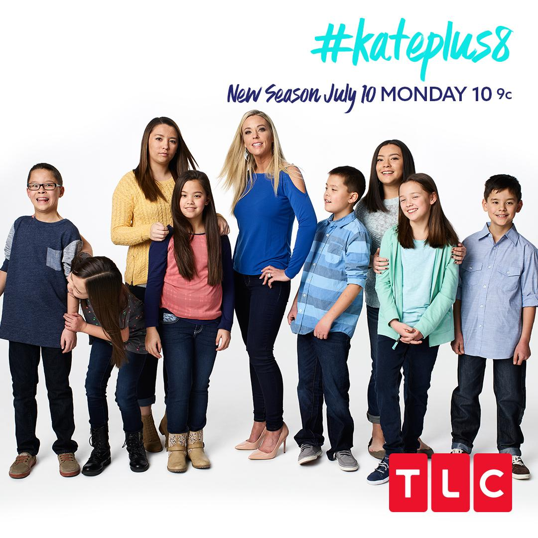 "TLC Network on Twitter "" KatePlus8 premieres TOMORROW at"