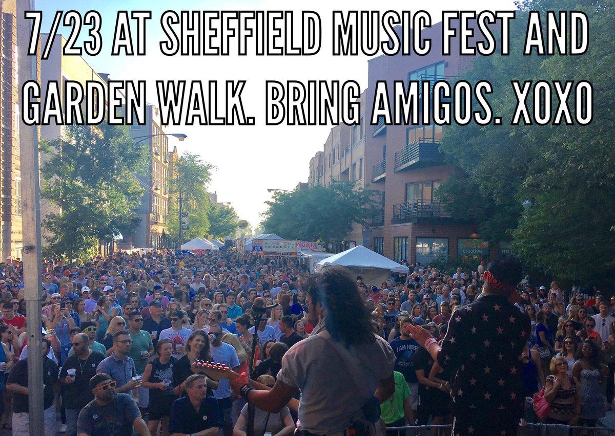 Sheffield Music Festival Garden Walk: Anne Roberts Gardens (@arggardens)