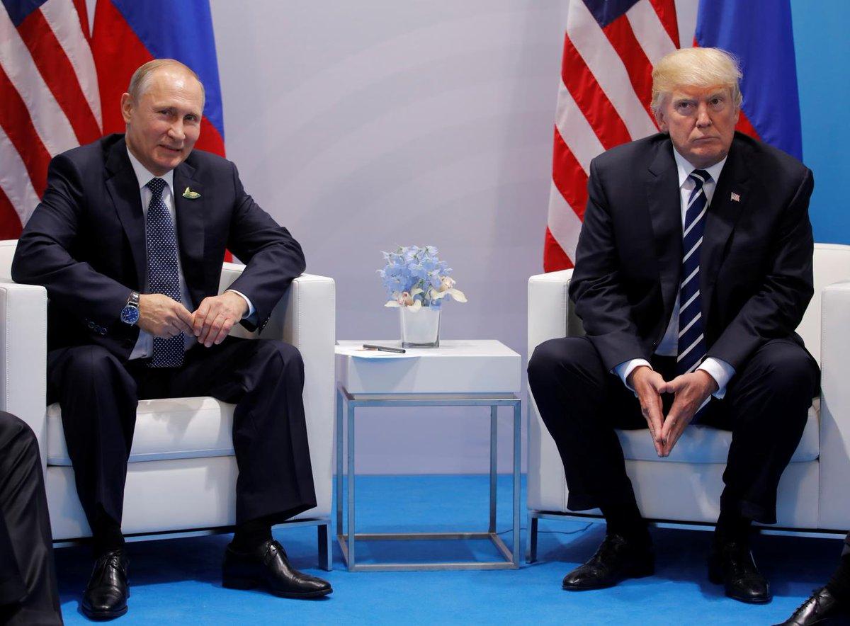 2017-07-09: Great photo of Trump and Putin