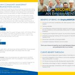 Ottawa employers! Make An Impact. Help recent #refugees find employment. Become an EmployMENTOR https://t.co/LOiFTiGnsX #cdnimm