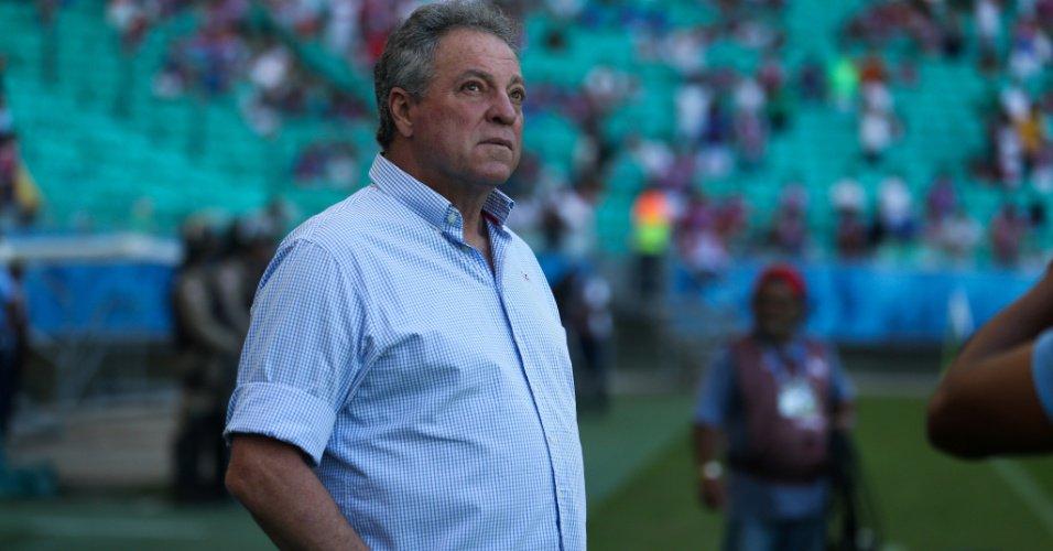 1x1 na Fonte Nova: Apesar de ceder empate no fim, Abel Braga elogia o Flu: 'Agradou muito' https://t.co/KlO8tUIIuw