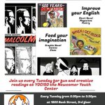 #Cdnimm #youth in #Ottawa? Join us this Summer to improve your English! Every Tuesday at 2:30