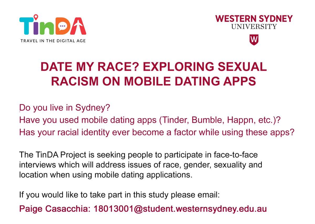 mobile dating app sydney