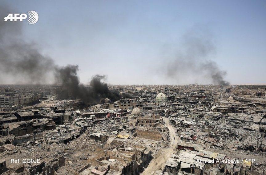 #Mossoul #Irak, #Alep & #DeïrEzzore...