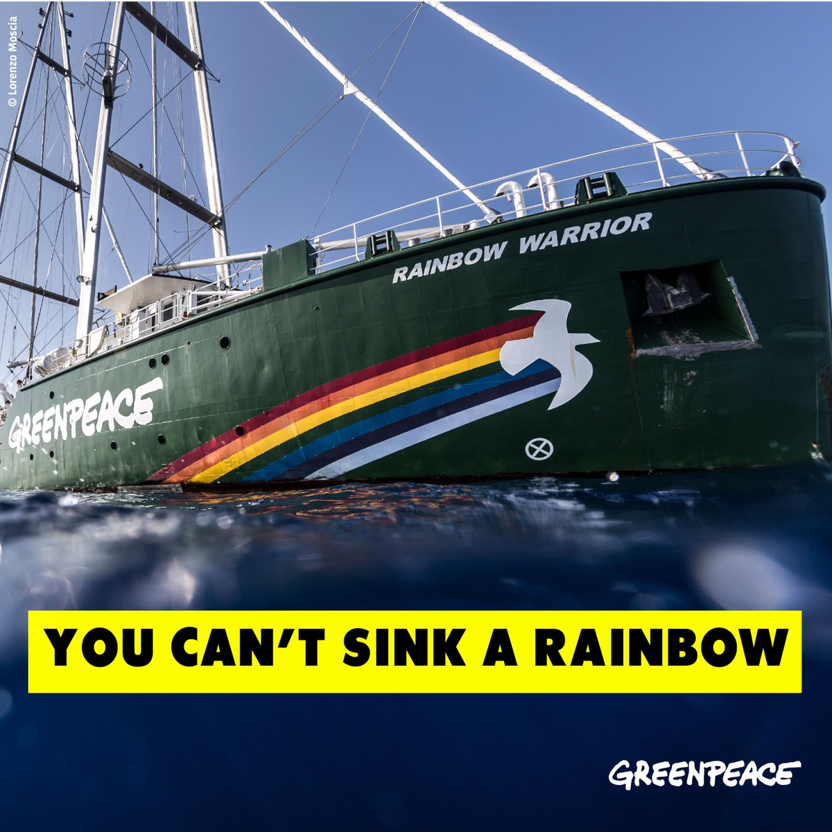 the bombing of the rainbow warrior
