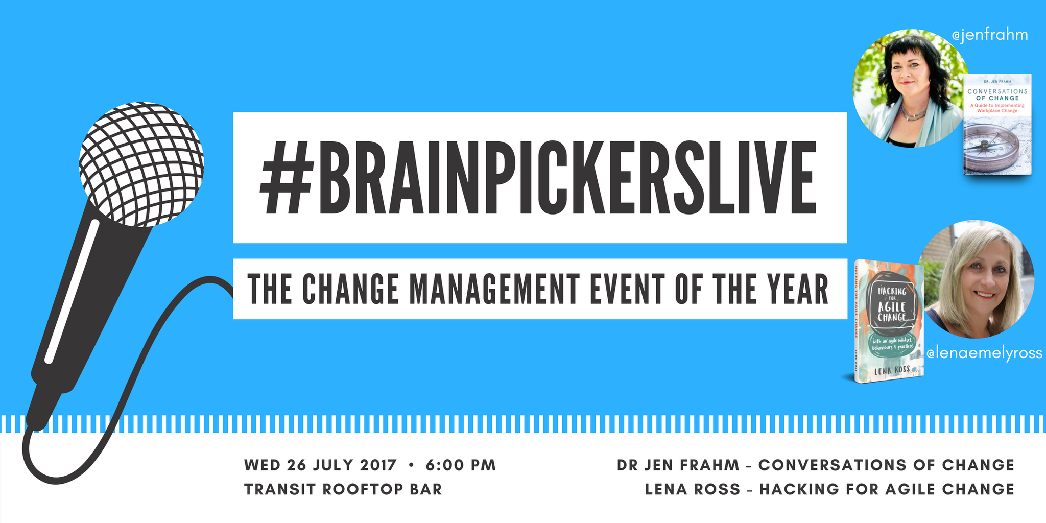 Got a question for @LenaEmelyRoss and I at our #brainpickerslive - make sure you have registered! https://t.co/HkTZxv9H47 https://t.co/yjMrw5Xyub