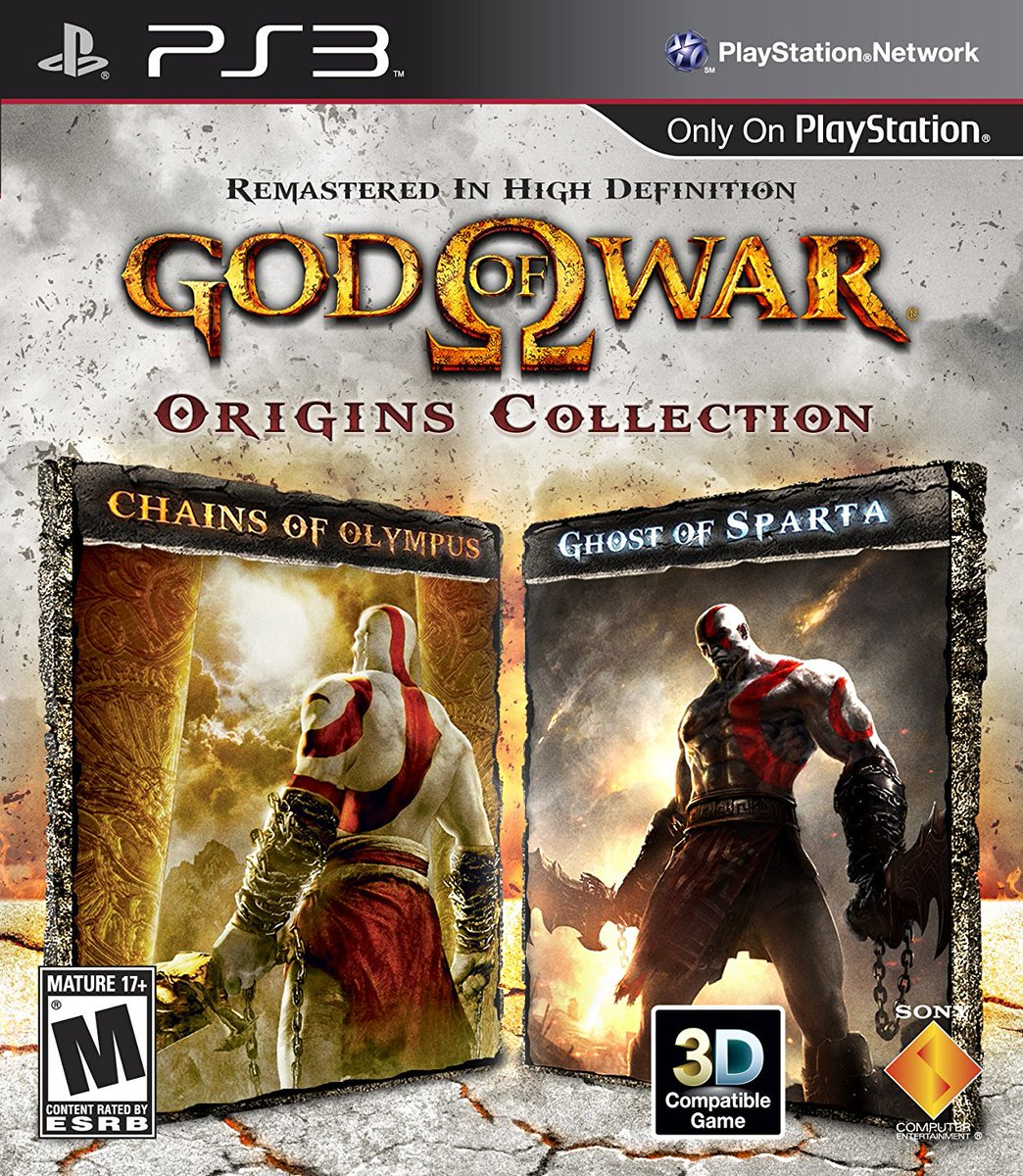 god of war collection ps3 торрент