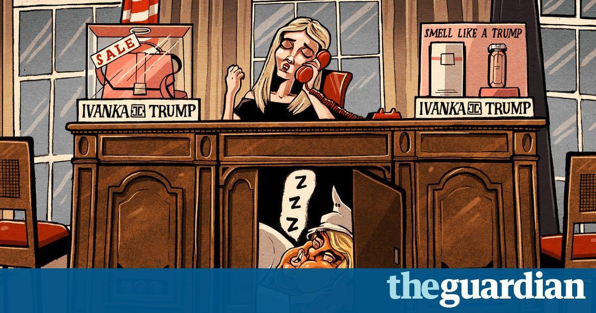 Ben Jennings on Ivanka Trump's role in the White House –cartoon https://t.co/7D80YSzcGO https://t.co/b2A2zP1GwP