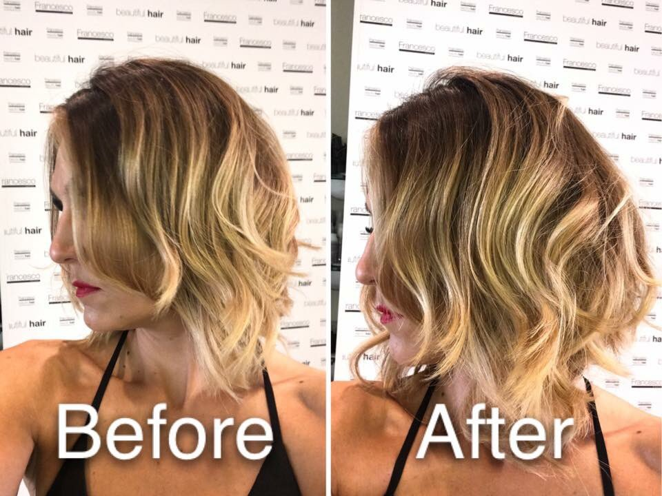 Francesco group fgcheltenham twitter amazing transformation using beautyworks hair extensions fuller hair with more body for your free consultation call us on 01242 235111picitter pmusecretfo Images