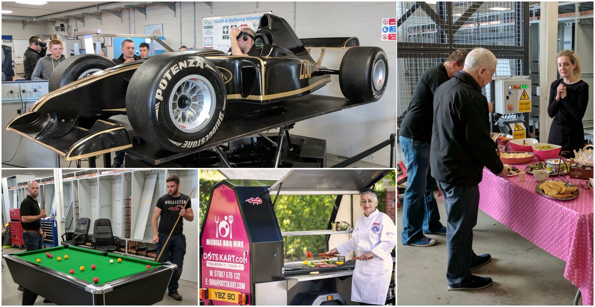 test Twitter Media - Big thanks to Darts Kart for the hot food at our annual staff #BBQ on Friday. And thanks to SIMOTION.IE for the #F1Simulator!! #FantasticDay https://t.co/lyOdW2tFLm