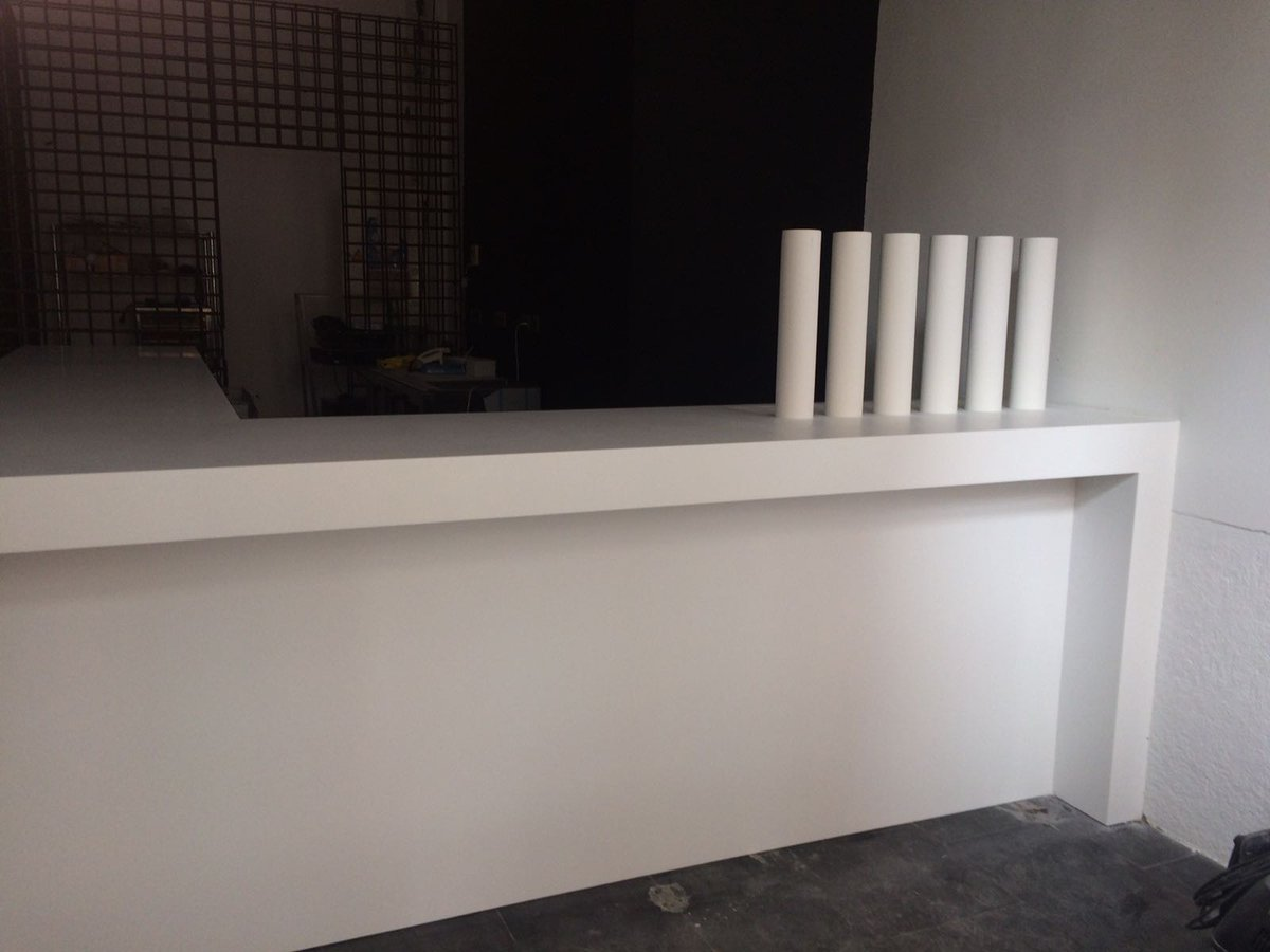 RT @MuebleCarissa En Carissa somos especialistas en mobiliario Corian https://t.co/LPqNK90CeI