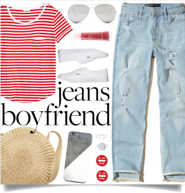 OOTD – Boyfriend Jeans