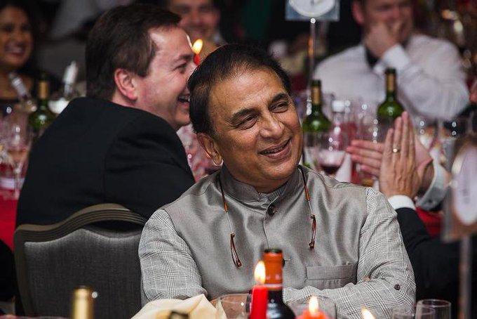 A big happy Birthday Sunil Gavaskar!