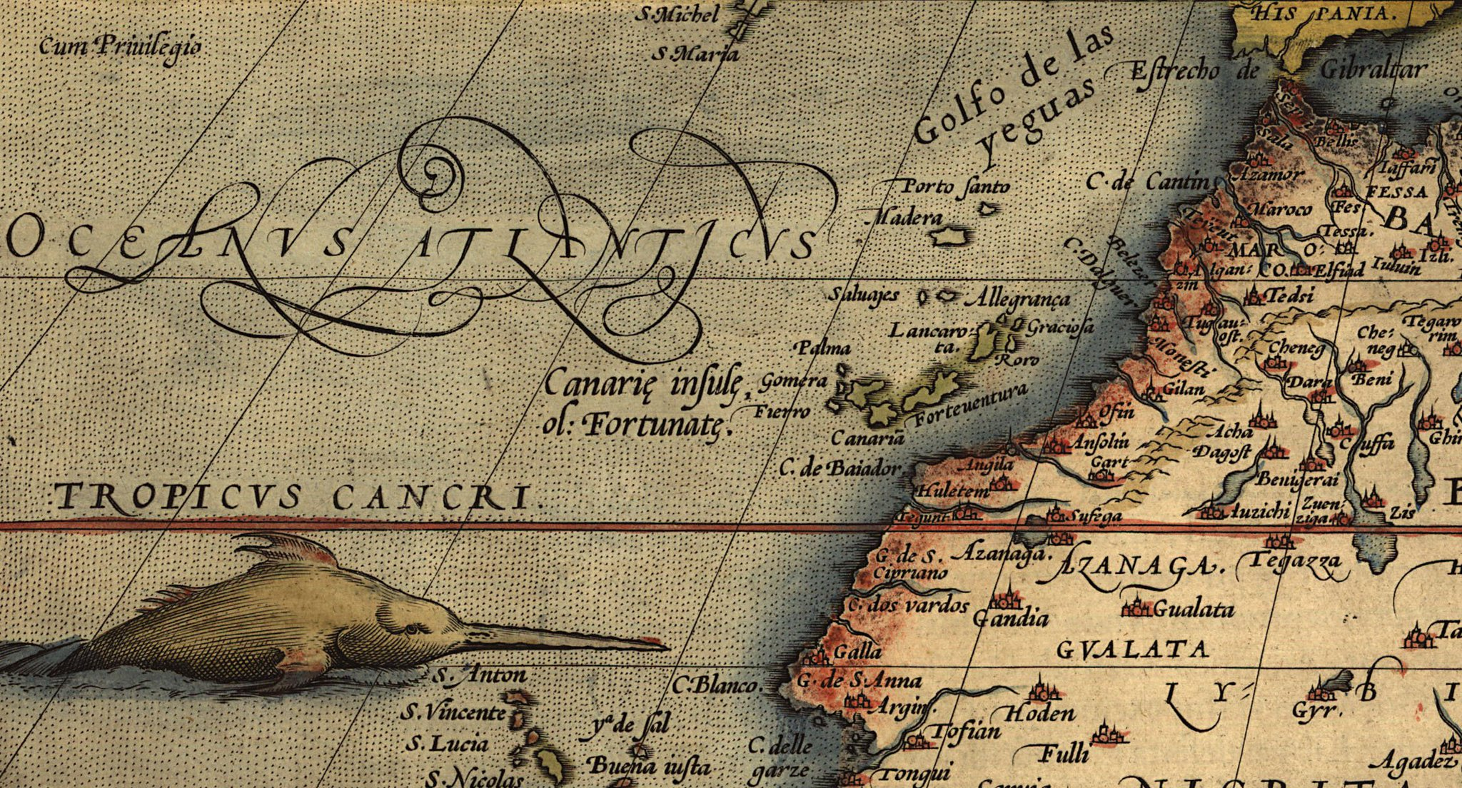 Henry the Navigator sent expeditions down the west coast of Africa in the mid-1400s to learn about what lay south of Cape Bojador, Morocco. https://t.co/2EiK252nNn