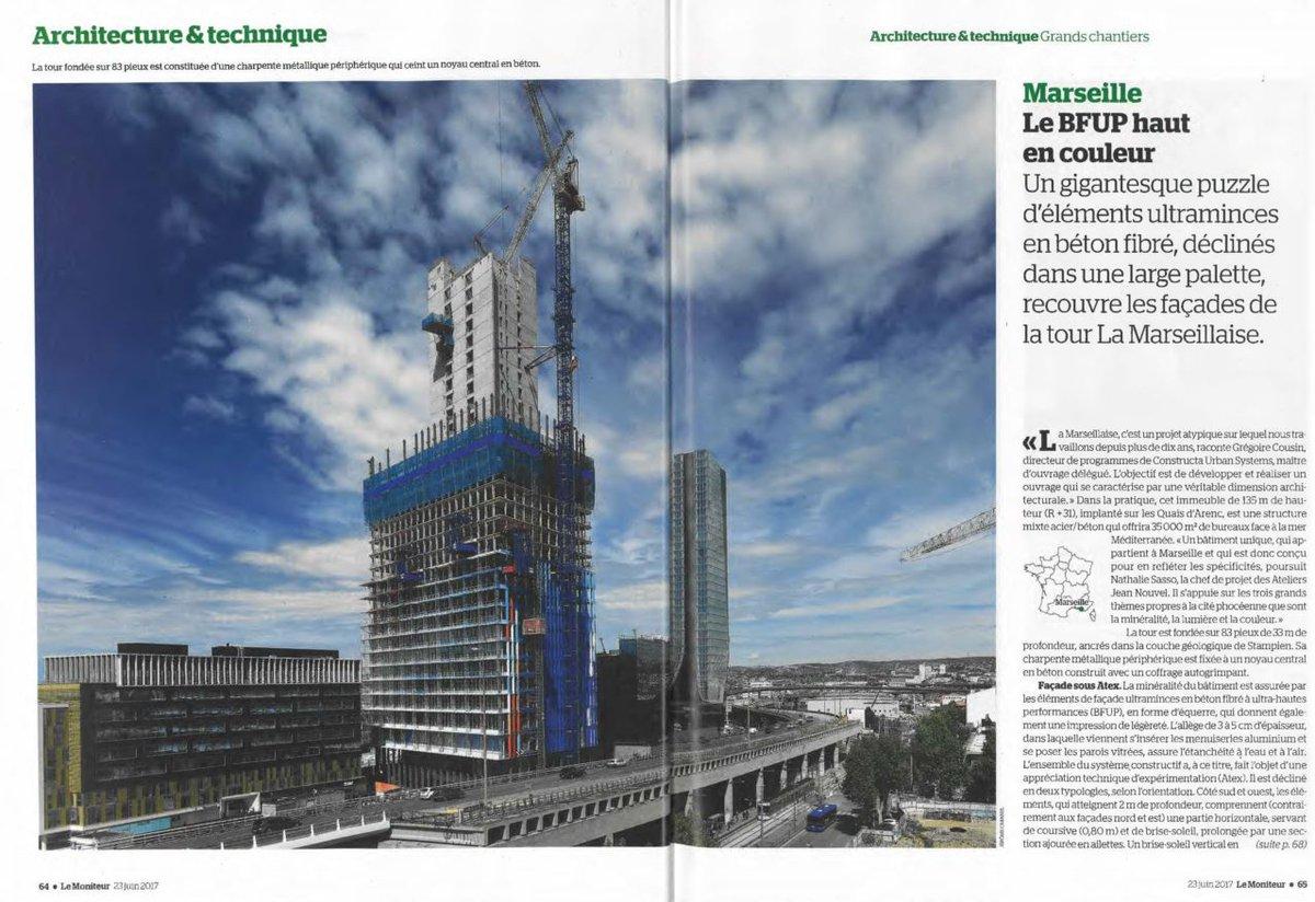 """Bureau D Étude Béton Marseille arcora on twitter: """"@arcora_article@le_moniteur"""