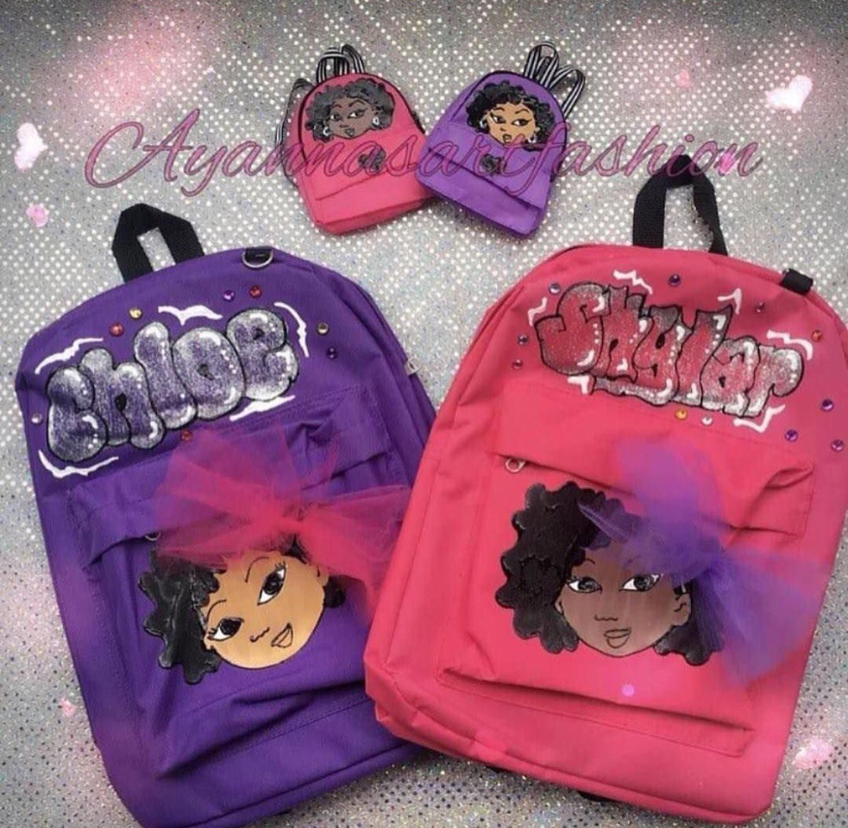 School will be back in session before you know it  custombackpack   blackgirlmagicpic.twitter.com YNBIbbjCp3 c105d880bad4d