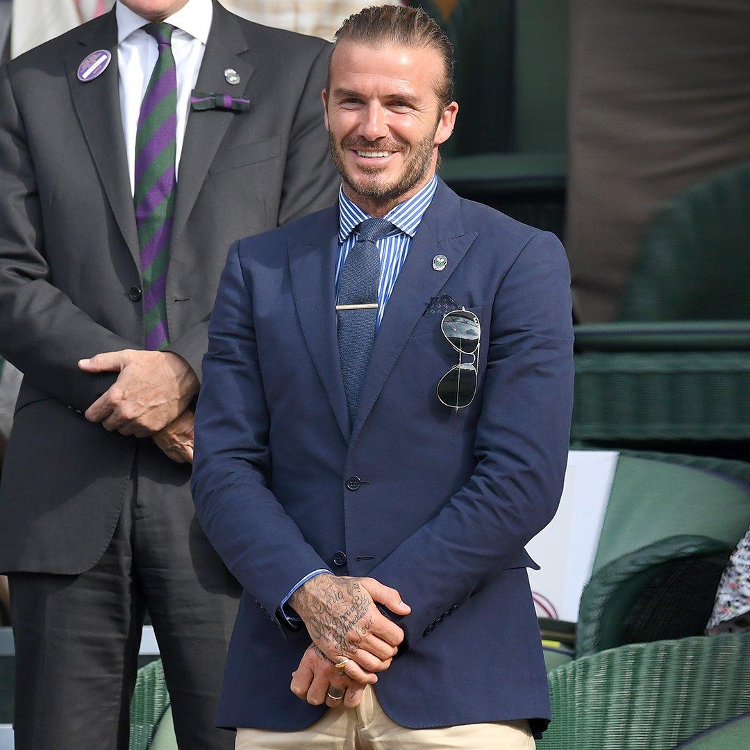 Ralph David David Beckham LaurenWears Polo exordCB