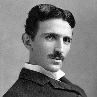 Happy Birthday, Genius!  📸Wikimedia  #nikolatesla #tesla #engineering
