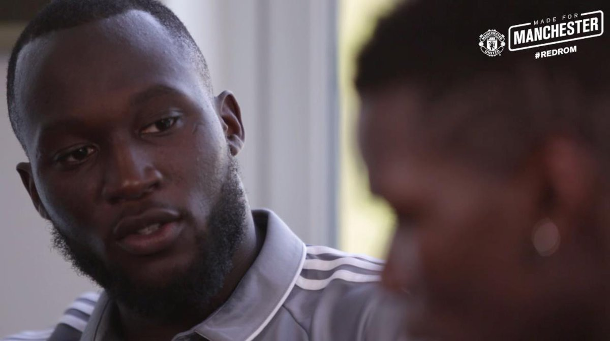 WATCH: Pogba and Lukaku argue over 'dab' celebration