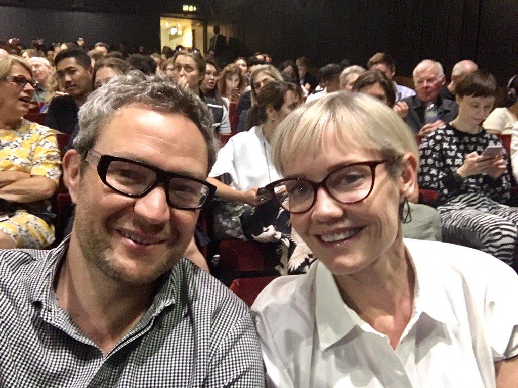 Sat next to @AlisonBrooksArc at Sadiq Kahn - Good Growth by Design - A Vision for London  #LSESadiq https://t.co/KdaBxjyhS5