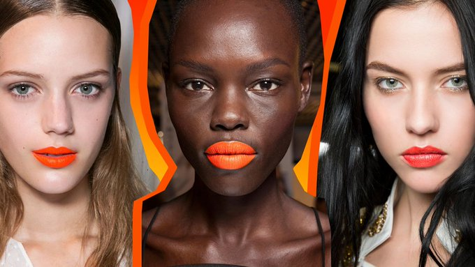 10 Insanely Pretty Orange Lipsticks to Try This Summer