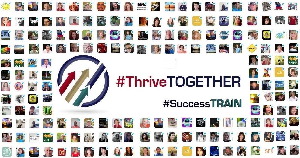 #SuccessTRAIN Thanks @rlp486 @Gary_Archibald @Joan_Kappes @KellyMartin_UK @JaniceKobelsky @JaniceKrako #FollowALL <br>http://pic.twitter.com/Ym4jaQO1AR