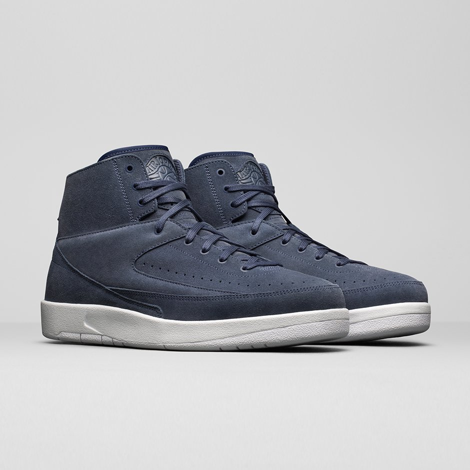 """cheap for discount 67654 c3182 THE AIR JORDAN 2 DECON """"SAIL"""" RELEASES JULY 16TH AT OUR WEST ..."""