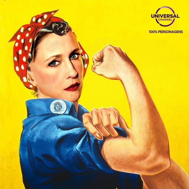 Existem mulheres fortes... e existe Norma Bates!