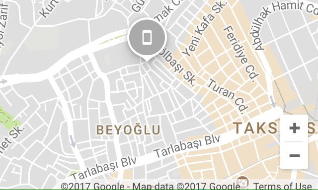 Anyone in tight with this neighborhood of Tarlabaşı? It's likely where my stolen phone is.