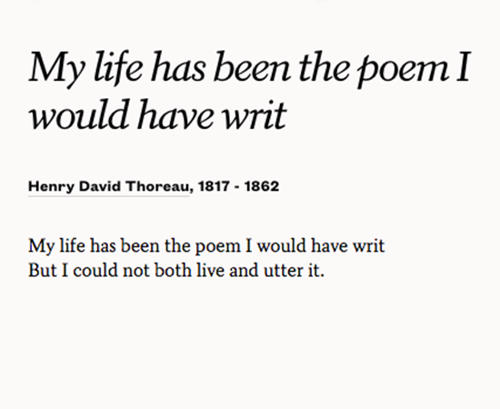 Poetsorg On Twitter Henry David Thoreau Was Born Onthisday In